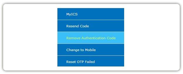 Guide] Mobile ICS OTP